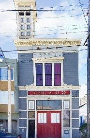 117 Broad Street used to serve San Francisco as a fire station