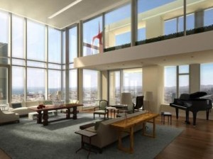 St. Regis grand penthouse